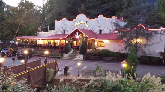 Alamo Steakhouse: Alamo Restaurant Gatlinburg Tn