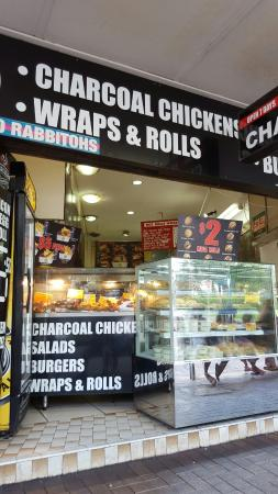 Maroubra Charcoal Chickens