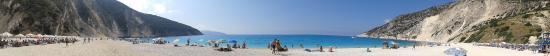 Myrtos Beach: panoramica
