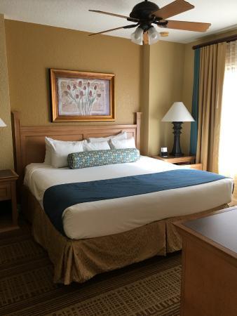 good sized private bedroom picture of wyndham bonnet creek resort rh tripadvisor com