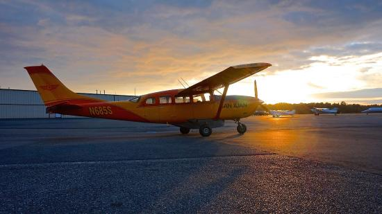 Bellingham, WA: San Juan Airlines - 15 Minutes, $85 Bucks, You're There!
