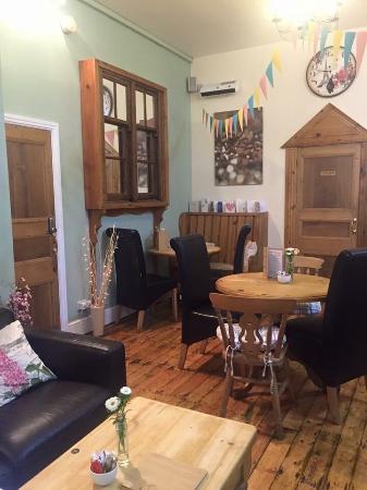 Burton upon Trent, UK: Cafe B