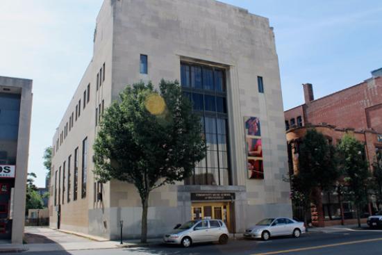 Спрингфилд, Массачусетс: Art Deco!