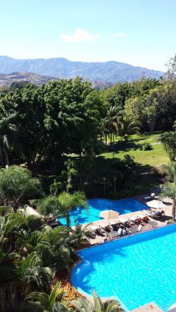 San Antonio De Belen, Costa Rica: This is only one view from our room. It was so beautiful.