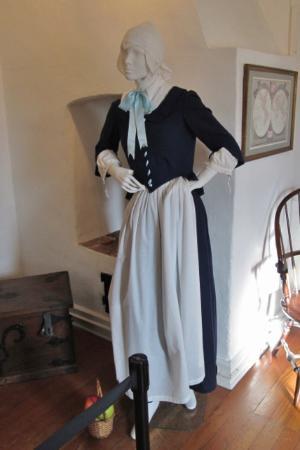 Betlehem, PA: Costume of a Moravian Woman