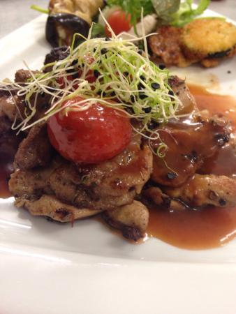 Restaurant des Carmes : Mélancolie de agneau