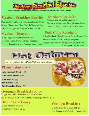 Oconomowoc, WI: Mexican brakfast