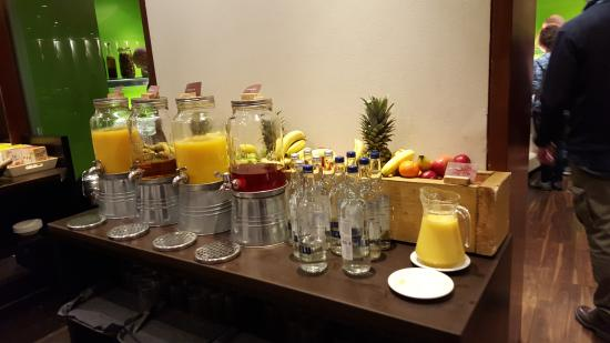 Holiday Inn London Bloomsbury: Breakfast