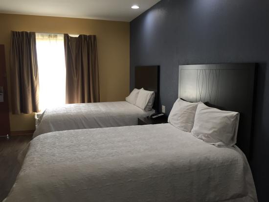 Crane, TX : Double room
