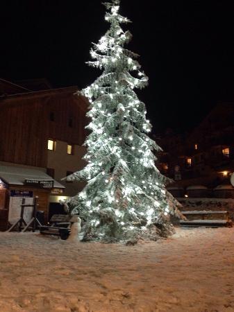 Les Orres, France : Snow Fever