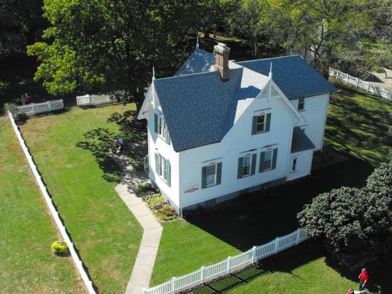 lightkeeper s house from above oct 2013 picture of marblehead rh tripadvisor co za