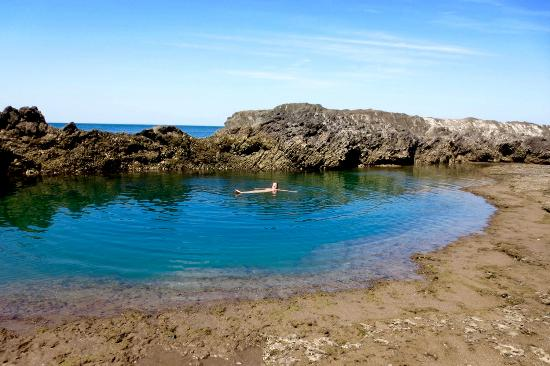 El Transito, نيكاراجوا: Tide Pools