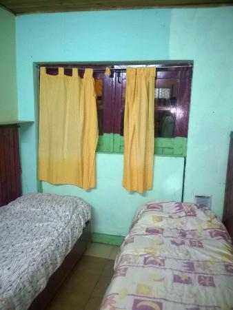 Hostel Like Quijote : La habitación en la que estuvimos.