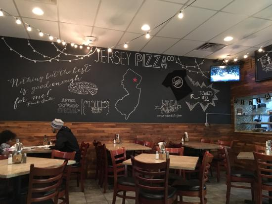 cool pizza place picture of jersey pizza company wood ridge