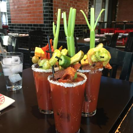 From the Bloody Mary menu - Picture of Guy Fieri\'s Vegas Kitchen ...