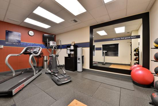 Hampton Inn Idaho Falls At the Mall: fitness center