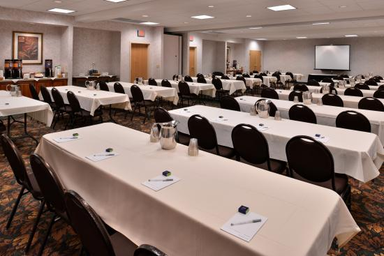 Hampton Inn Idaho Falls At the Mall: flexible meeting room