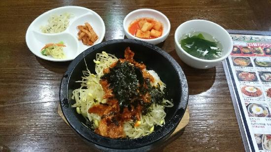 Korean Home Cuisine Imochan
