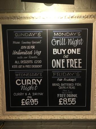 Burton upon Trent, UK: The Horse Shoe Inn