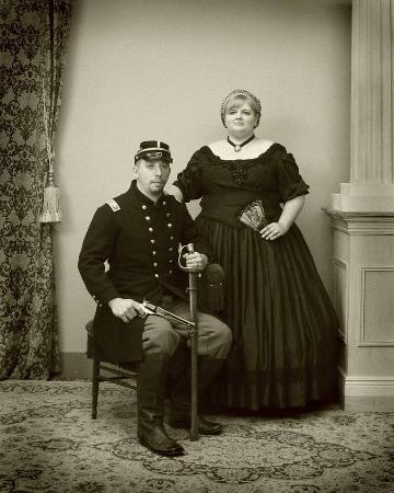 Victorian Photography Studio: Digital Photo