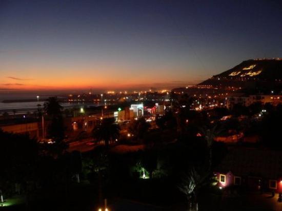 Oasis Hotel Agadir: toutes les photos sont prises depuis la chambre ou dans le parc