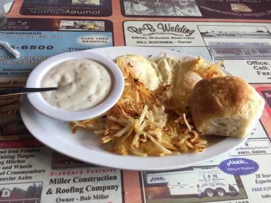 Sallisaw, Οκλαχόμα: Blue Ribbon Diner