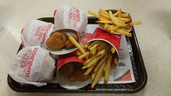 Reading, Pensylwania: Wendy's