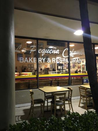 La Pequena Colombia Bakery Restaurant Picture Of La
