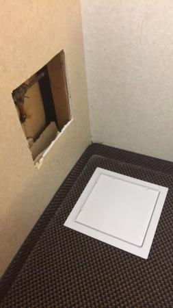 Glen Allen, Βιρτζίνια: In response to the managements response to my review, I am adding the pictures from said motel r