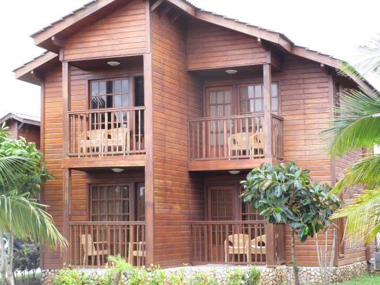 Petit hotel de campagne cubaine.