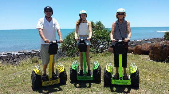 Bargara, Australia: Photo stop south of Burnett Heads