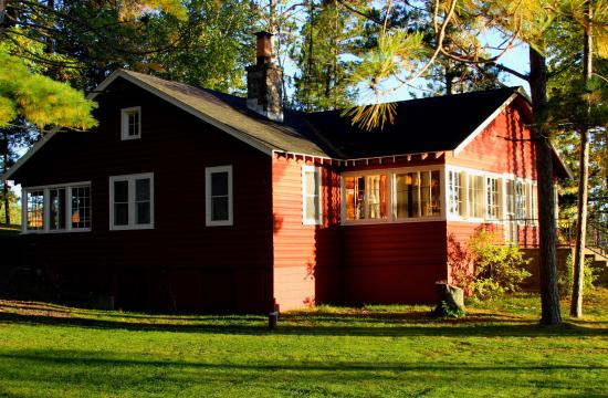 Manitowish Waters, WI: The Lodge