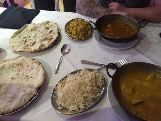 Ashiana indian restaurant 42 foregate street in for Ashiana indian cuisine