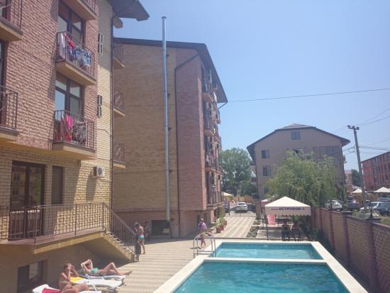 Ostrovok-1 Hotel