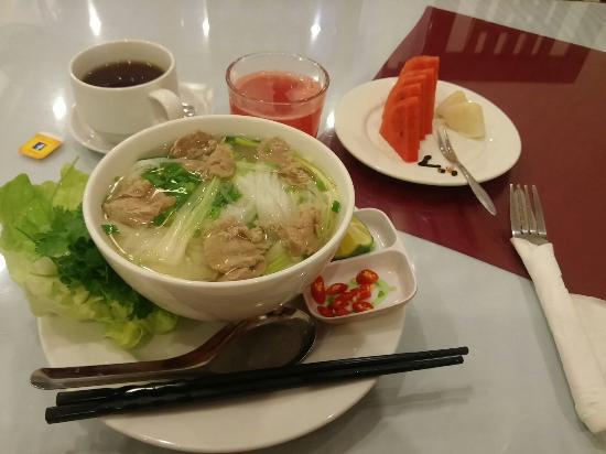 Hanoi Charming Hotel: 20160207_065336_large.jpg