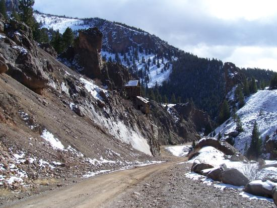 After the mine tour follow the road on out of Creede and view some wonderful scenery.