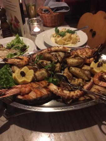 Gaststätte Poseidon