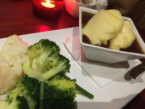 Killenard, Irlandia: Bar/Dining Room Food