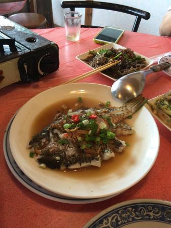 Huan Gang Seafood Restaurant