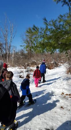Great Brook Farm State Park: Family Hike