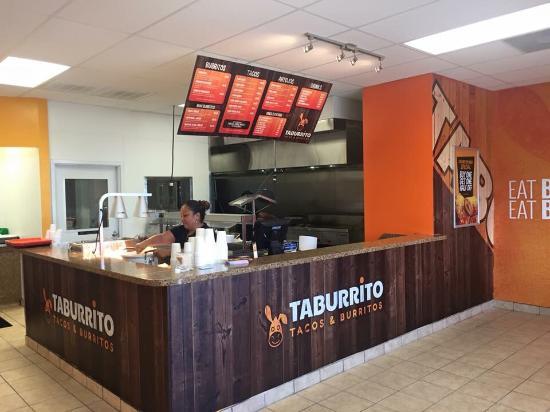 Mission, TX: Taburrito