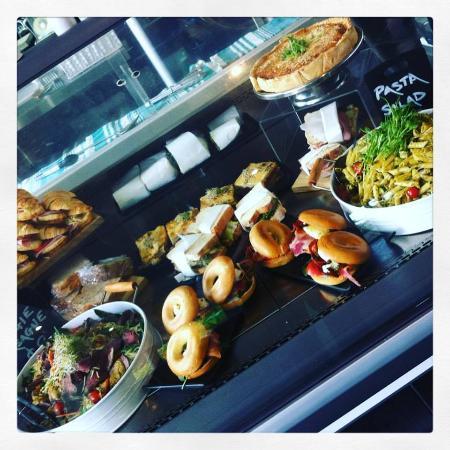 Victoria Park, Австралия: Toledo Deli Breakfast