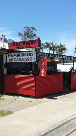 Murwillumbah, Australien: The Roundabout