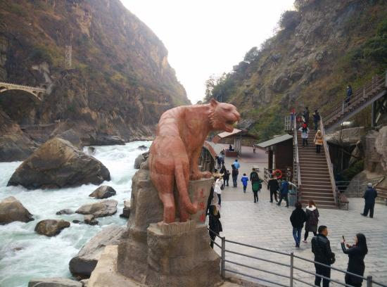 the tiger leaping gorge picture of tiger leaping gorge hutiao rh tripadvisor com