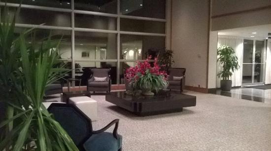 Troy, MI: Lobby area