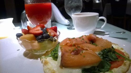 Troy, MI: Breakfast in Crumpets