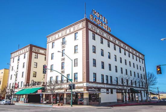 Douglas, AZ: historic Hotel Gadsden