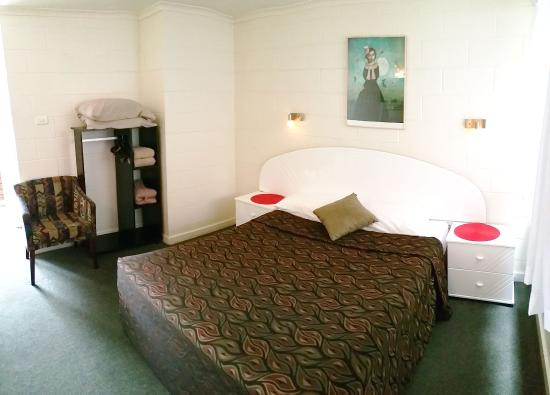 Emerald, Αυστραλία: Queen Room