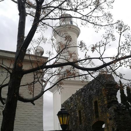 写真コロニア・デル・サクラメントの灯台枚