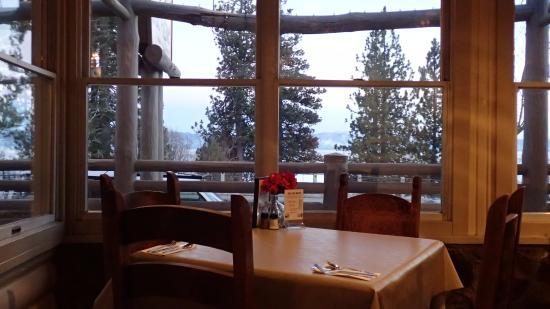 Tahoe City, Californien: View of Lake Tahoe